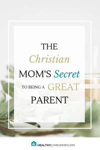 What is the secret to being a great parent? It's a simple acronym to live by, but often something prevents it. Is it stopping you too? #secretgreatparent