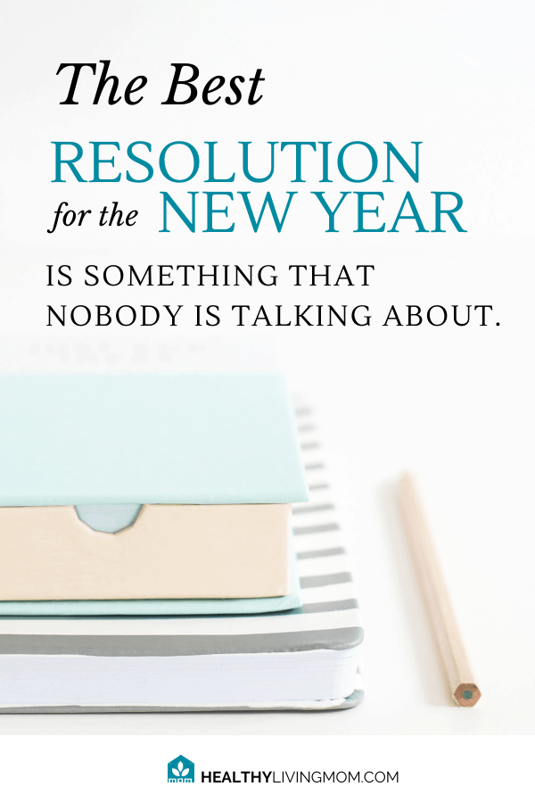 When you think about new years resolution ideas—there's the usual ones then not so usual ones. This one is the best resolution I've ever done and I've never heard anyone talk about it. #newyearresolution #bestnewyearresolution