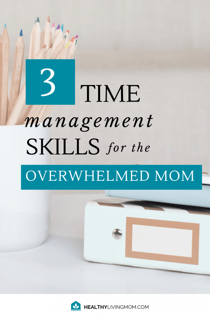 What if time management for moms wasn't so hard? I thought it would be a complicated process and too overwhelming. But then I discovered 3 time management tips that actually gave me more peace and helped me get more done. And they can help you too.