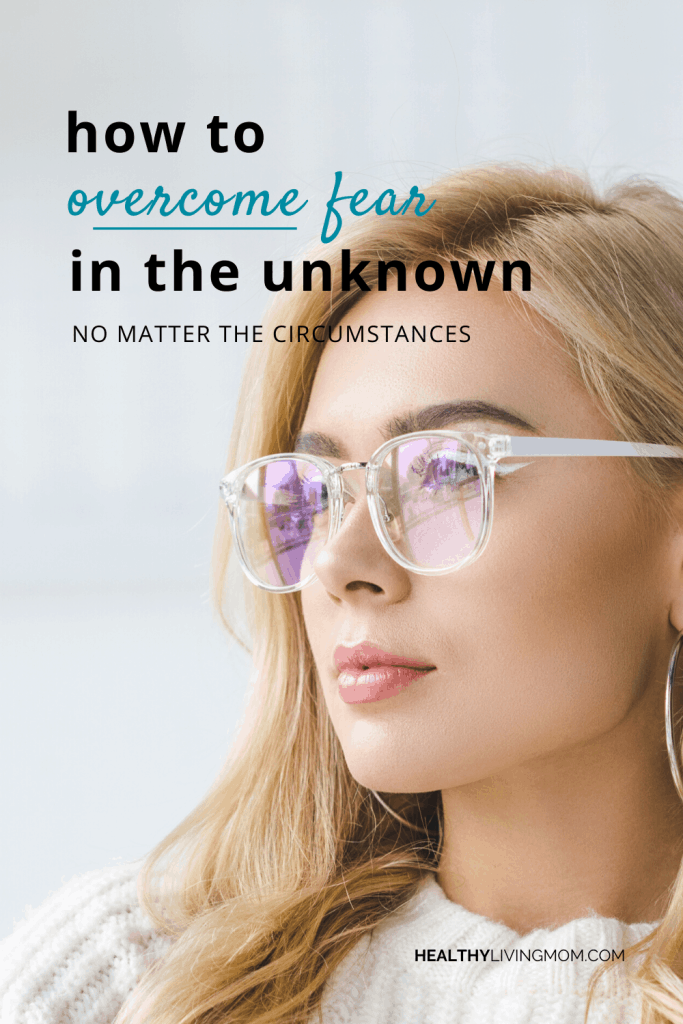 You don't have to be afraid of the unknown. Don't miss this how to be fearless motivation to help you overcome.