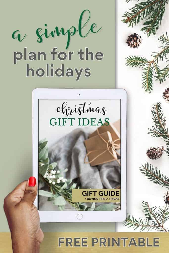 Christmas Gift Ideas 2020—and go! Here's over 70 different ideas—not trending gifts—actual ideas for gifts that are classic. You'll want to hang on to this list for years! Unique Christmas gift ideas, Frugal Christmas Gift ideas, Stocking stuffer and small gift ideas. Even ideas for the kids that are really simple. Make sure you grab the handy PDF!