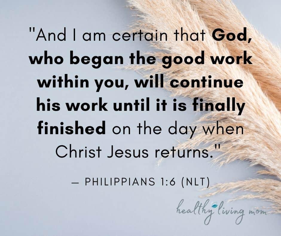 faithfulness of god quote